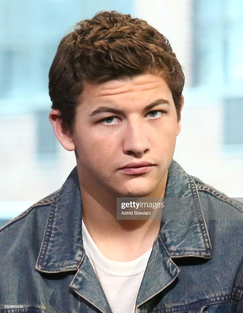 Actor <a gi-track='captionPersonalityLinkClicked' href=/galleries/search?phrase=Tye+Sheridan&family=editorial&specificpeople=7807719 ng-click='$event.stopPropagation()'>Tye Sheridan</a> attends AOL Build Presents: The Cast Of 'X-Men: Apocalypse' at AOL Studios In New York on May 24, 2016 in New York City.