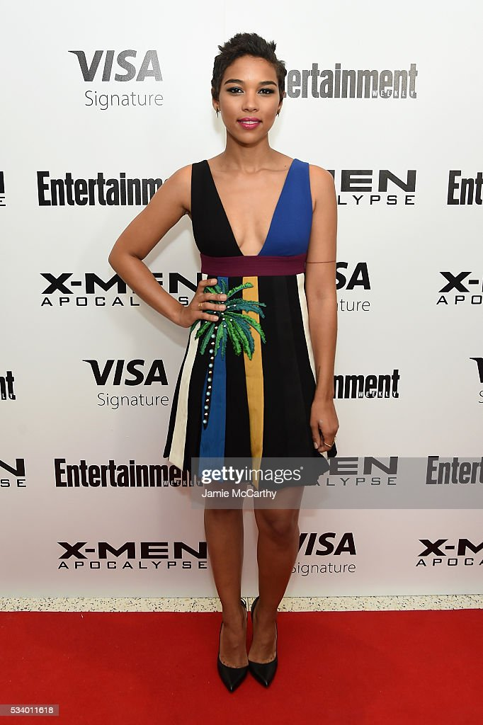 Actor <a gi-track='captionPersonalityLinkClicked' href=/galleries/search?phrase=Tye+Sheridan&family=editorial&specificpeople=7807719 ng-click='$event.stopPropagation()'>Tye Sheridan</a> attends the 'X-Men Apocalypse' New York screening at Entertainment Weekly on May 24, 2016 in New York City.
