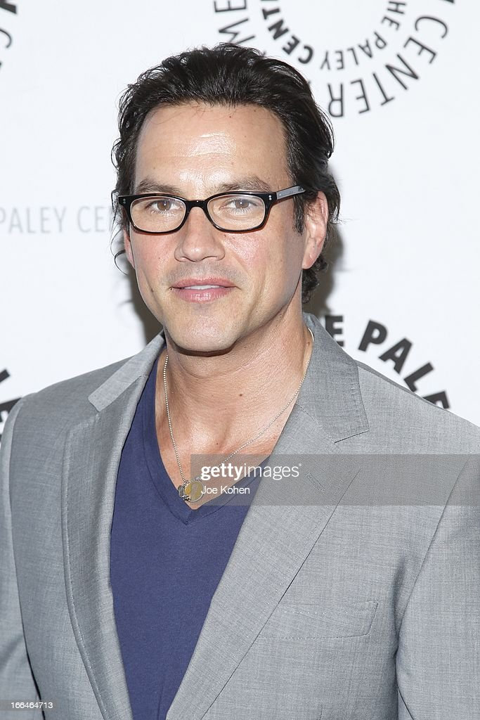 Actor Tyler Christopher attends 'General Hospital celebrating 50 years and looking forward' at The Paley Center for Media on April 12, 2013 in Beverly Hills, California.