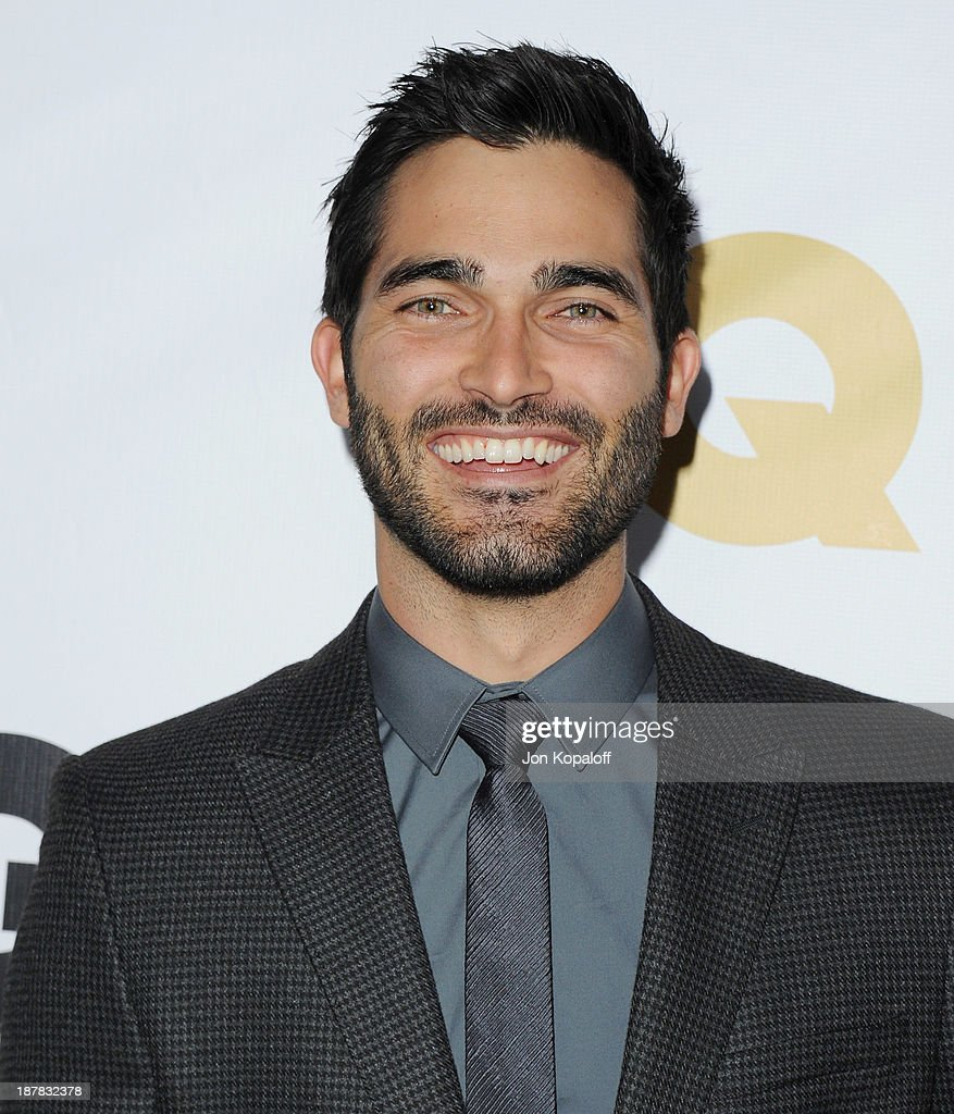 Actor Tyler Hoechlin arrives at GQ Celebrates The 2013 'Men Of The Year' at The Wilshire Ebell Theatre on November 12, 2013 in Los Angeles, California.