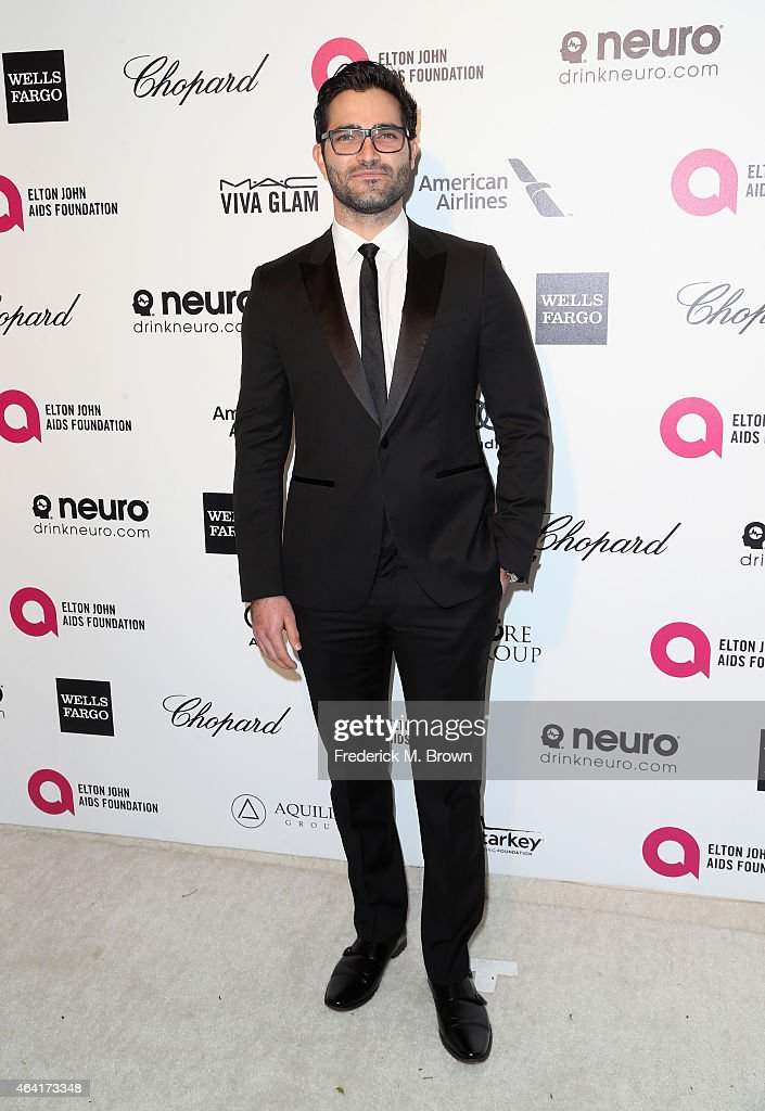 23rd Annual Elton John AIDS Foundation's Oscar Viewing Party - Arrivals