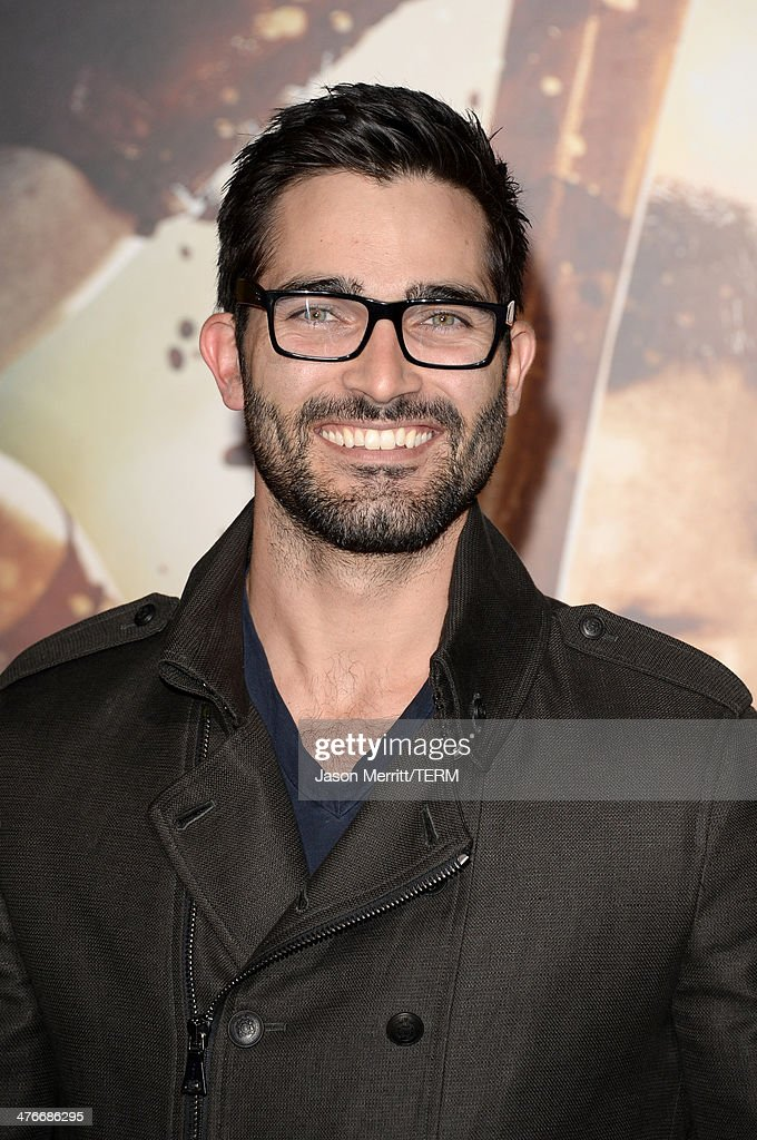 Actor <a gi-track='captionPersonalityLinkClicked' href=/galleries/search?phrase=Tyler+Hoechlin&family=editorial&specificpeople=228774 ng-click='$event.stopPropagation()'>Tyler Hoechlin</a> attends the premiere of Warner Bros. Pictures and Legendary Pictures' '300: Rise Of An Empire' at TCL Chinese Theatre on March 4, 2014 in Hollywood, California.