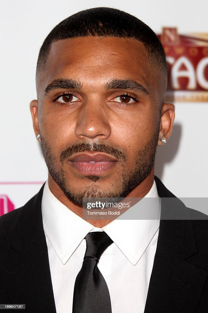 Actor Tyler Lepley attends the 'Priscilla Queen Of The Desert' Los Angeles opening night held at the Pantages Theatre on May 29, 2013 in Hollywood, California.
