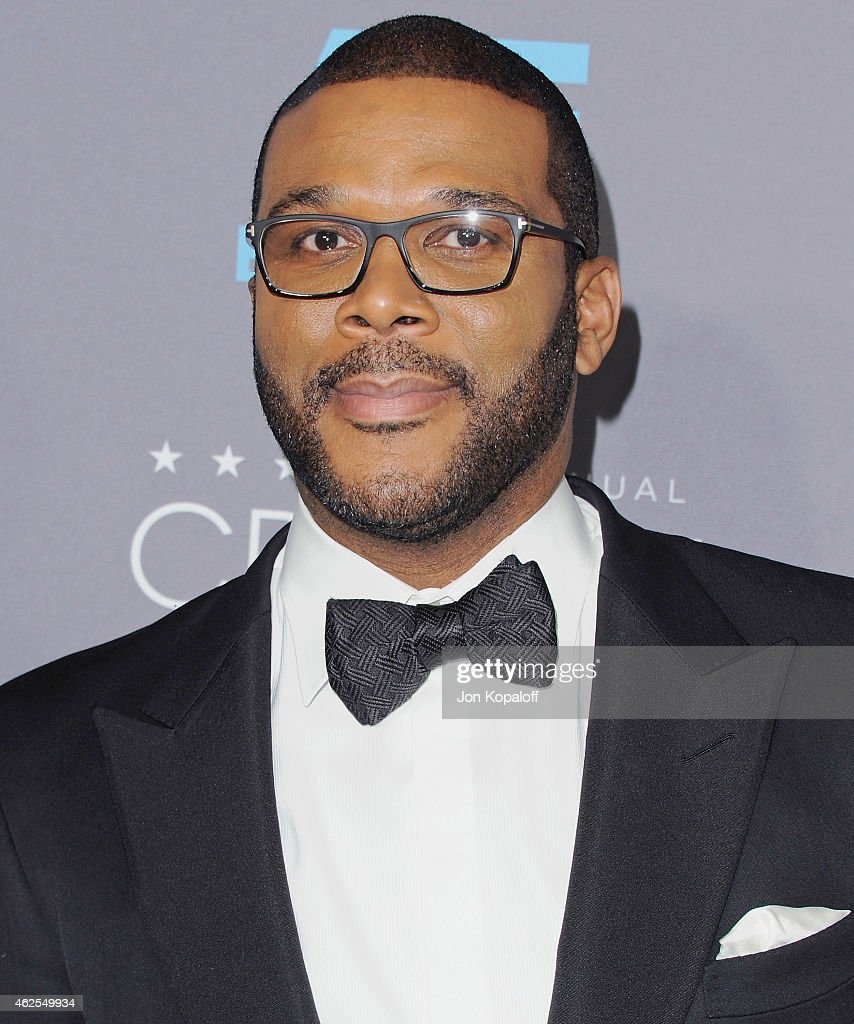 Actor Tyler Perry arrives at the 20th Annual Critics' Choice Movie Awards at Hollywood Palladium on January 15 2015 in Los Angeles California