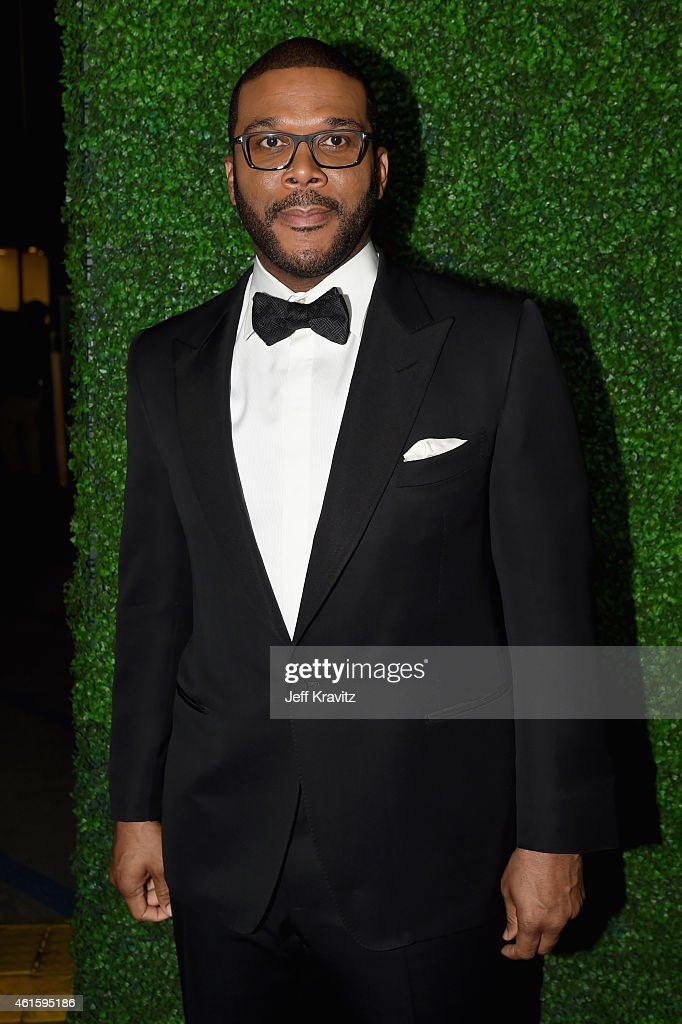 Actor Tyler Perry attends the 20th annual Critics' Choice Movie Awards at the Hollywood Palladium on January 15 2015 in Los Angeles California