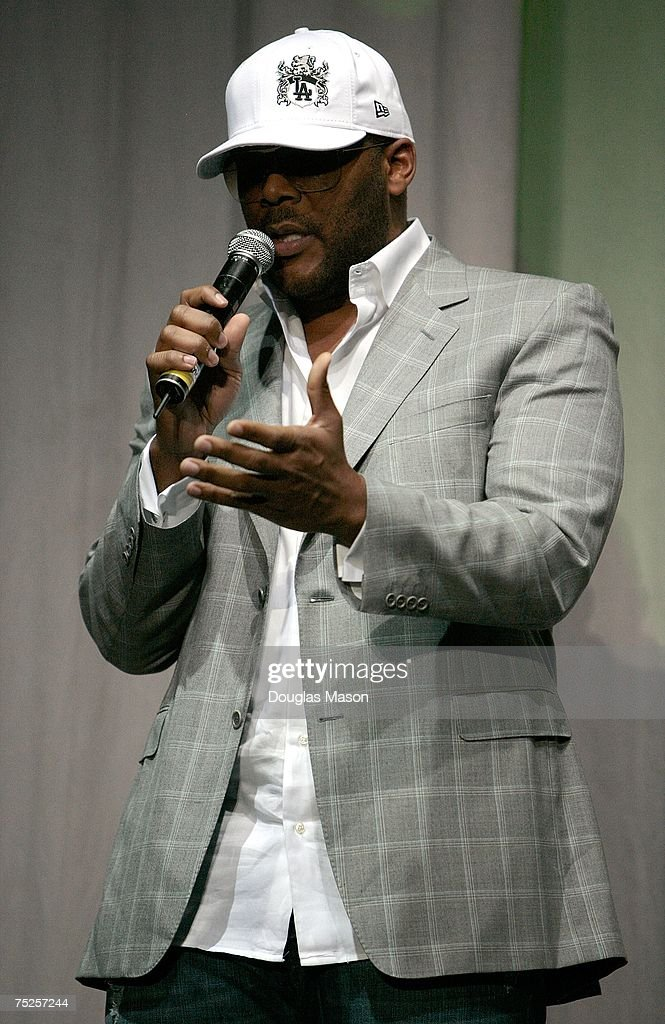 Actor Tyler Perry makes an appearance at the Essence Music Festival presented by CocaCola on July 6 2007 in New Orleans Louisiana