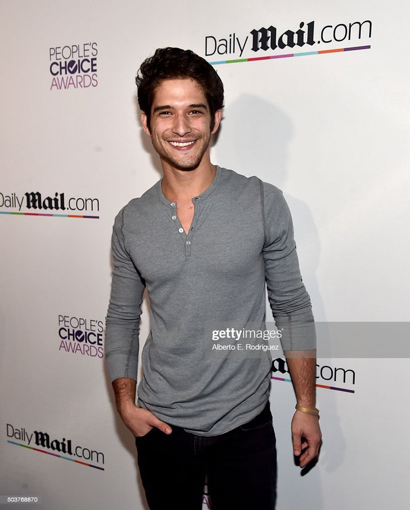 Actor Tyler Posey attends DailyMail's after party for 2016 People's Choice Awards at Club Nokia on January 6 2016 in Los Angeles California