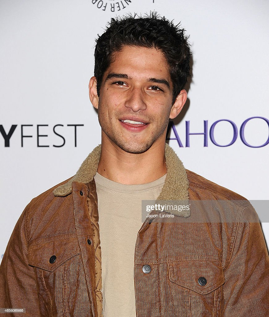 Actor Tyler Posey attends the 'Teen Wolf' event at the 32nd annual PaleyFest at Dolby Theatre on March 11 2015 in Hollywood California