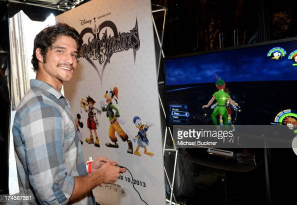 Actor Tyler Posey attends Variety's Power of Youth presented by Hasbro Inc and generationOn at Universal Studios Backlot on July 27 2013 in Universal...