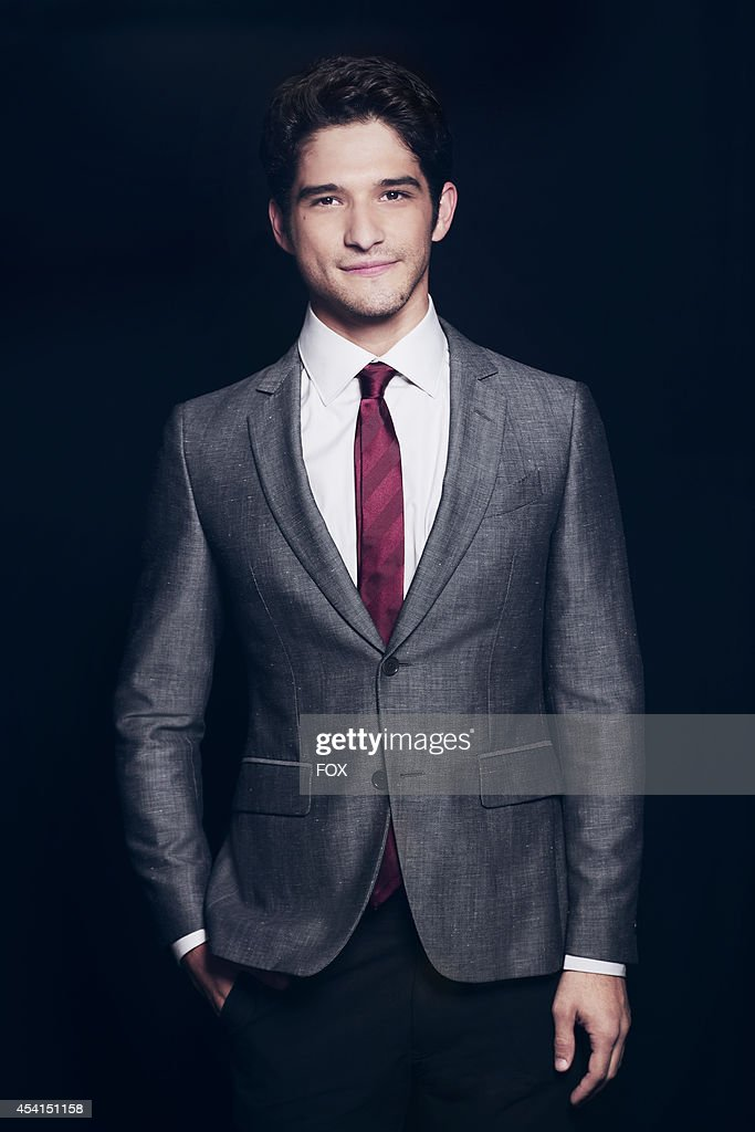 Actor Tyler Posey is photographed at the Fox 2014 Teen Choice Awards at The Shrine Auditorium on August 10 2014 in Los Angeles California
