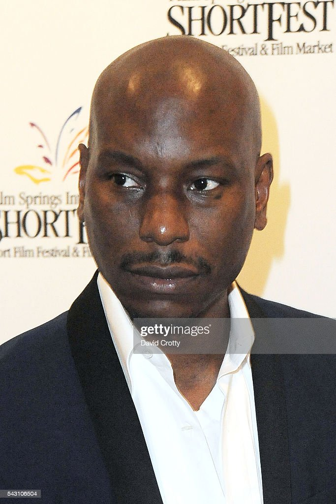 Actor <a gi-track='captionPersonalityLinkClicked' href=/galleries/search?phrase=Tyrese&family=editorial&specificpeople=206177 ng-click='$event.stopPropagation()'>Tyrese</a> Gibson attends the 2016 Palm Springs International ShortFest on June 25, 2016 in Palm Springs, California.