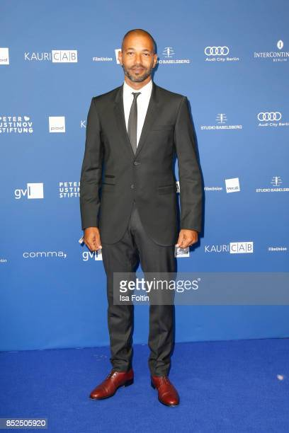 Actor Tyron Ricketts during the 6th German Actor Award Ceremony at Zoo Palast on September 22 2017 in Berlin Germany