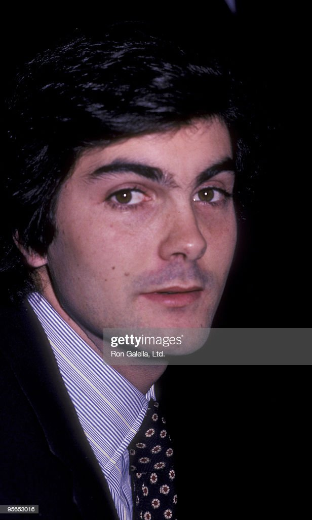 Actor Tyrone Power Jr. attends 59th Birthday Party for Patricia Neal on January 20, 1985 at the Watergate Hotel in Washington, D.C.