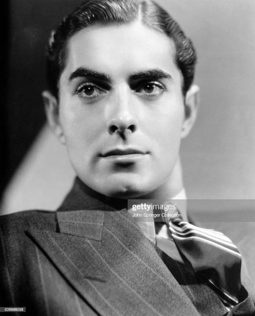 Actor <a gi-track='captionPersonalityLinkClicked' href=/galleries/search?phrase=Tyrone+Power&family=editorial&specificpeople=94168 ng-click='$event.stopPropagation()'>Tyrone Power</a>