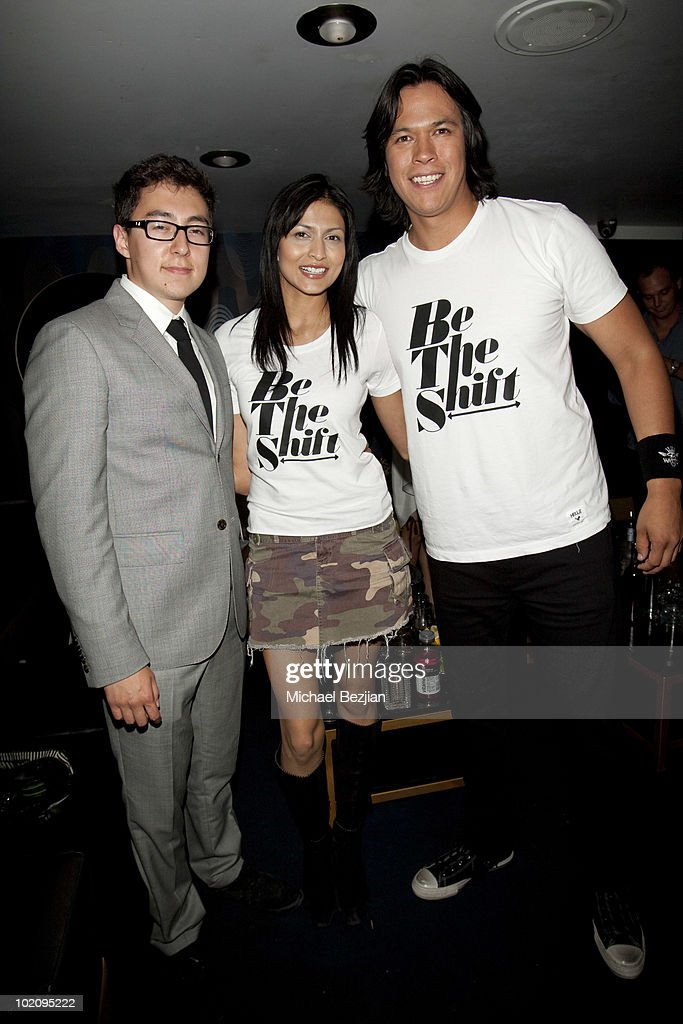 """""""Be The Shift"""" Launch Event"""