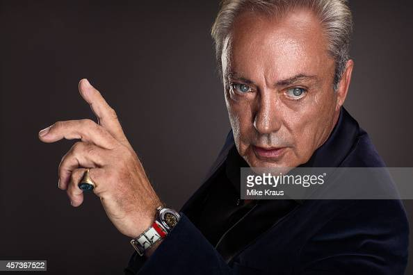 Actor Udo Kier is photographed for Self Assignment on July 1 2014 in Munich France