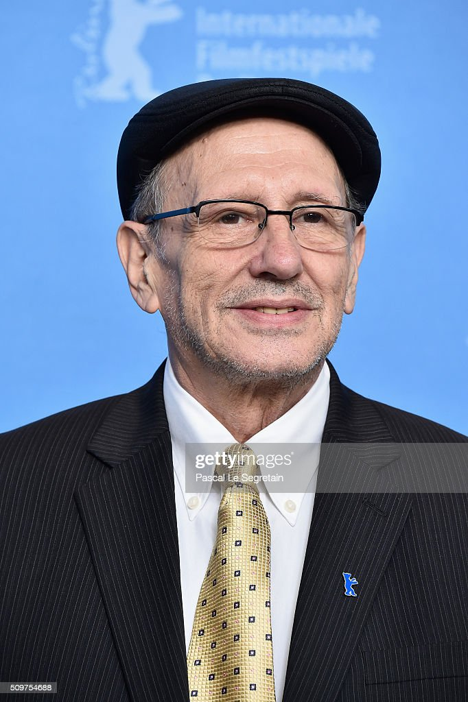 Actor Usher Barilka the 'The Tenth Man' photo call during the 66th Berlinale International Film Festival Berlin at Grand Hyatt Hotel on February 12, 2016 in Berlin, Germany.