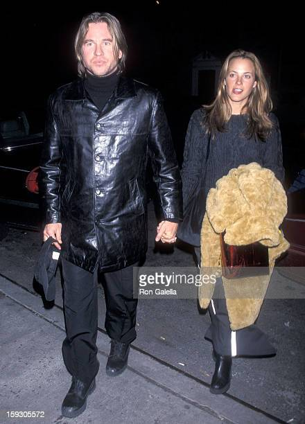 val kilmer girlfriend stock photos and pictures
