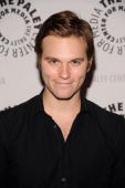 Actor Van Hansis attends a farewell to cast of 'As The World Turns' at The Paley Center for Media on August 18 2010 in New York City