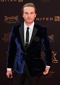 Actor Van Hansis attends the 2016 Daytime Emmy Awards at The Westin Bonaventure Hotel on May 1 2016 in Los Angeles California