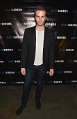 Actor Van Hansis attends the premiere of Go Team Entertainment's 'EastSiders' season 2 at The Downtown Independent on October 5 2015 in Los Angeles...
