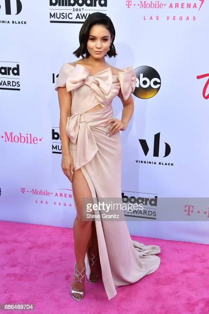Actor Vanessa Hudgens attends the 2017 Billboard Music Awards at TMobile Arena on May 21 2017 in Las Vegas Nevada