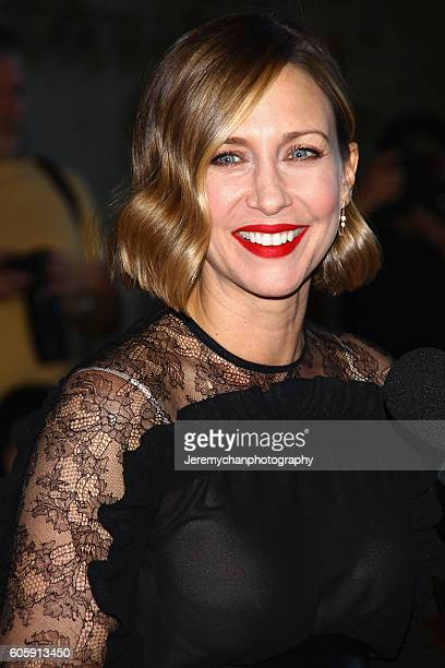 Actor Vera Farmiga attends the 'Burn Your Maps' premiere held at Ryerson Theatre during the Toronto International Film Festival on September 15 2016...