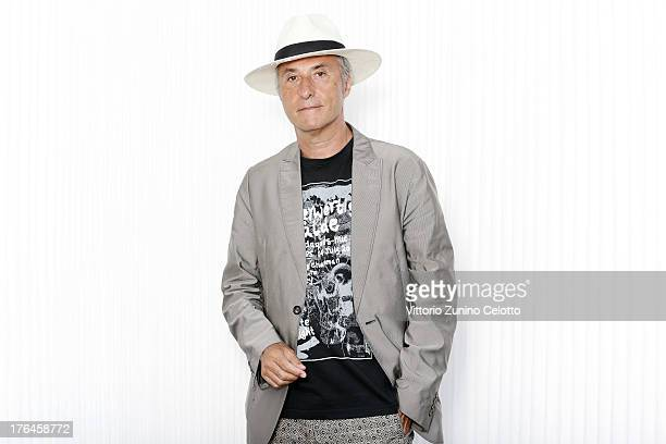 Actor Vicenc Altaio poses for a portrait during the 66th Locarno Film Festival on August 13 2013 in Locarno Switzerland