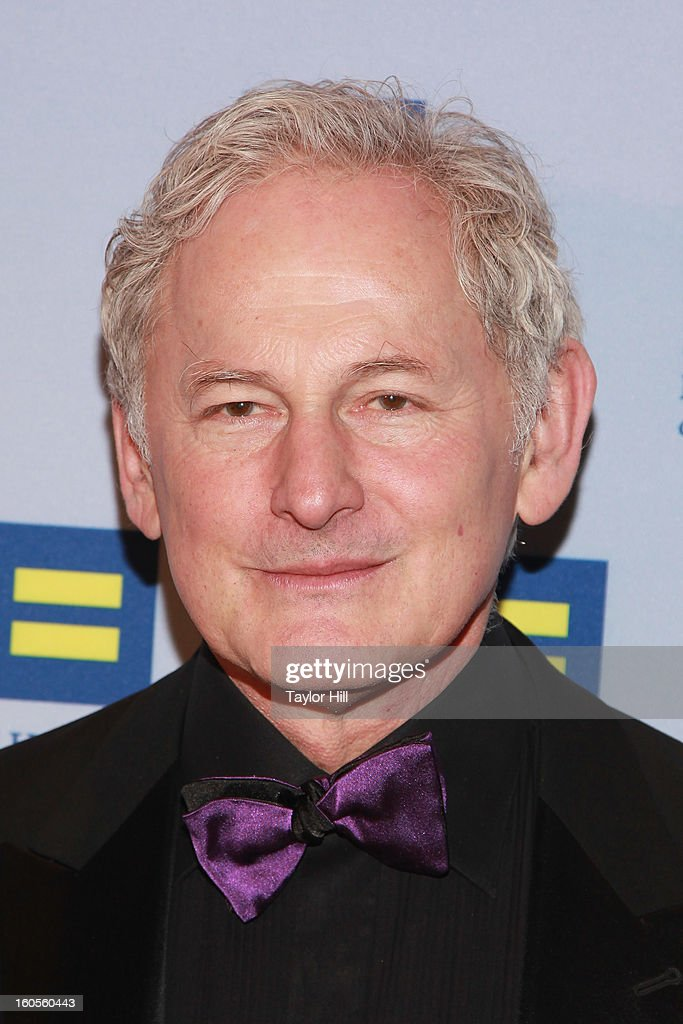 Actor Victor Garber attends The 2013 Greater New York Human Rights Campaign Gala at The Waldorf=Astoria on February 2, 2013 in New York City.