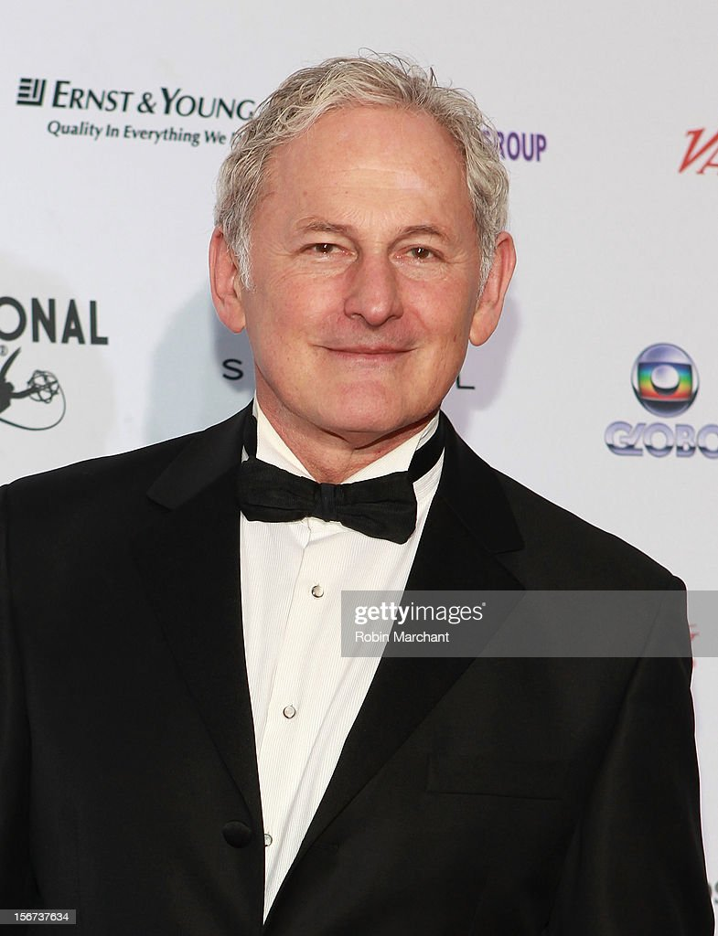 Actor <a gi-track='captionPersonalityLinkClicked' href=/galleries/search?phrase=Victor+Garber&family=editorial&specificpeople=208795 ng-click='$event.stopPropagation()'>Victor Garber</a> attends the 40th International Emmy Awards on November 19, 2012 in New York City.