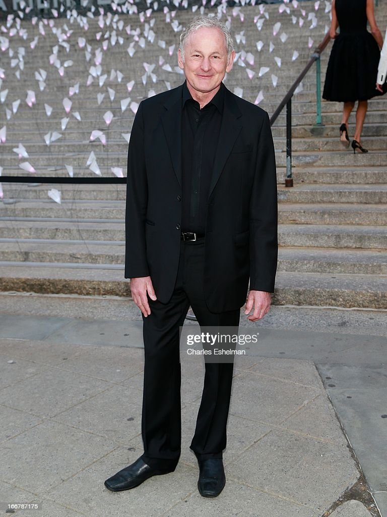 Actor Victor Garber attends the Vanity Fair Party during the 2013 Tribeca Film Festival at the State Supreme Courthouse on April 16, 2013 in New York City.