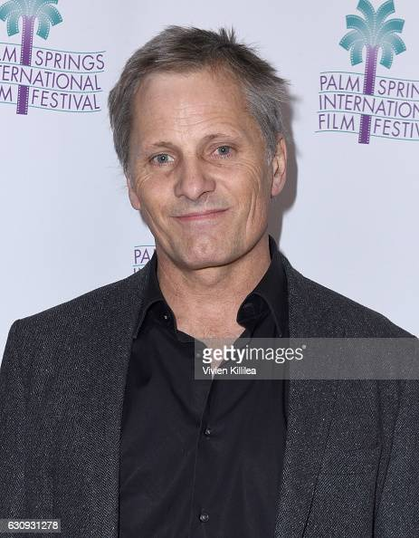 Actor Viggo Mortensen attends a screening of 'Captain Fantastic' during the 28th Annual Palm Springs International Film Festival at Parker Palm...