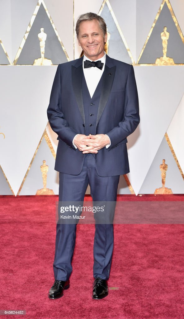 Actor Viggo Mortensen attends the 89th Annual Academy Awards at Hollywood & Highland Center on February 26, 2017 in Hollywood, California.