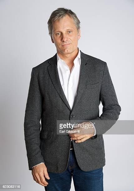 Actor Viggo Mortensen attends the AFI Fest 2016 Presented By Audi at The Hollywood Roosevelt Hotel on November 13 2016 in Los Angeles California
