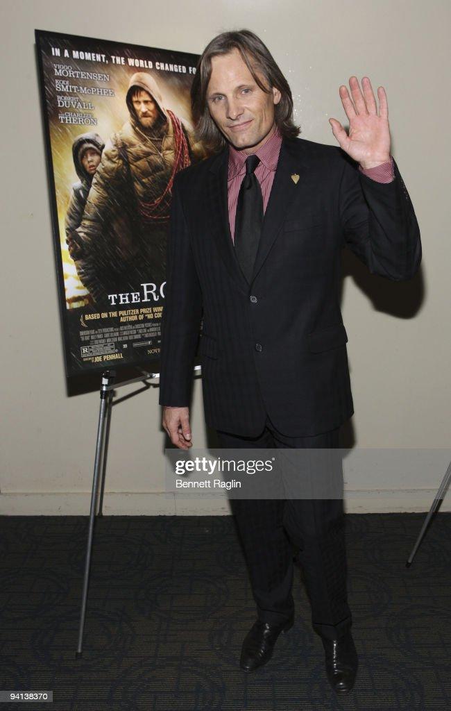 "2009 New York Variety Screening Series - ""The Road"""