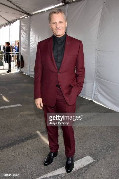 Actor Viggo Mortensen during the 2017 Film Independent Spirit Awards at the Santa Monica Pier on February 25 2017 in Santa Monica California