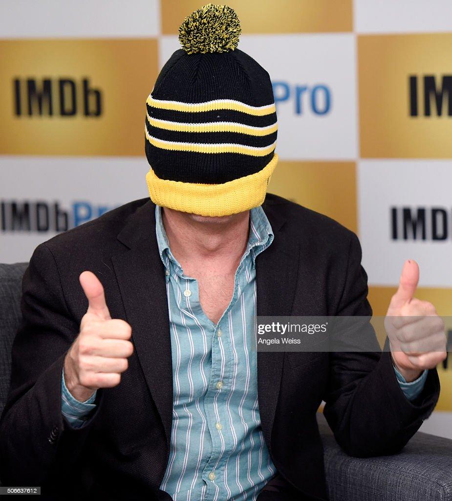 Actor Viggo Mortensen in The IMDb Studio In Park City, Utah: Day Three - on January 24, 2016 in Park City, Utah.