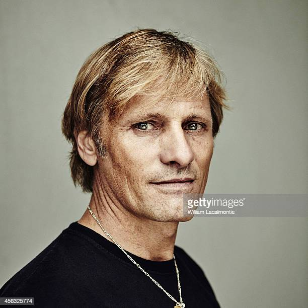 Actor Viggo Mortensen is photographed for Self Assignment in San Sebastian Spain