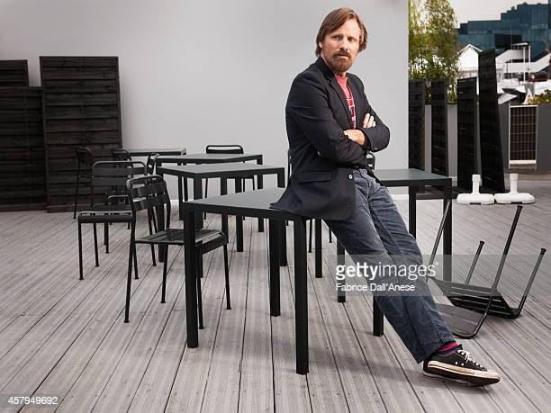 Actor Viggo Mortensen is photographed for Vanity Fair Italy on May 15 2014 in Cannes France