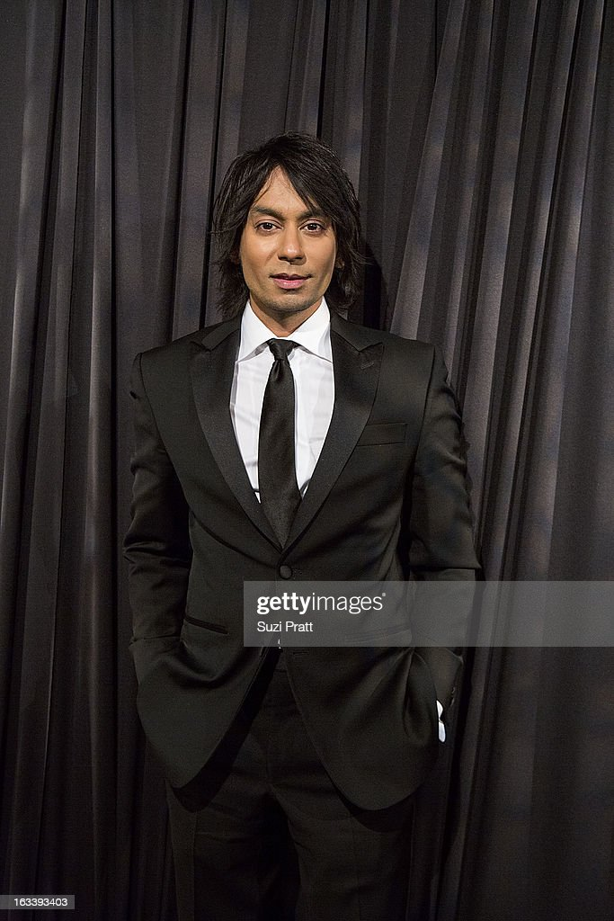 Actor Vik Sahay at the Sodo Comes Alive event at Aston Manor on March 8, 2013 in Seattle, Washington.