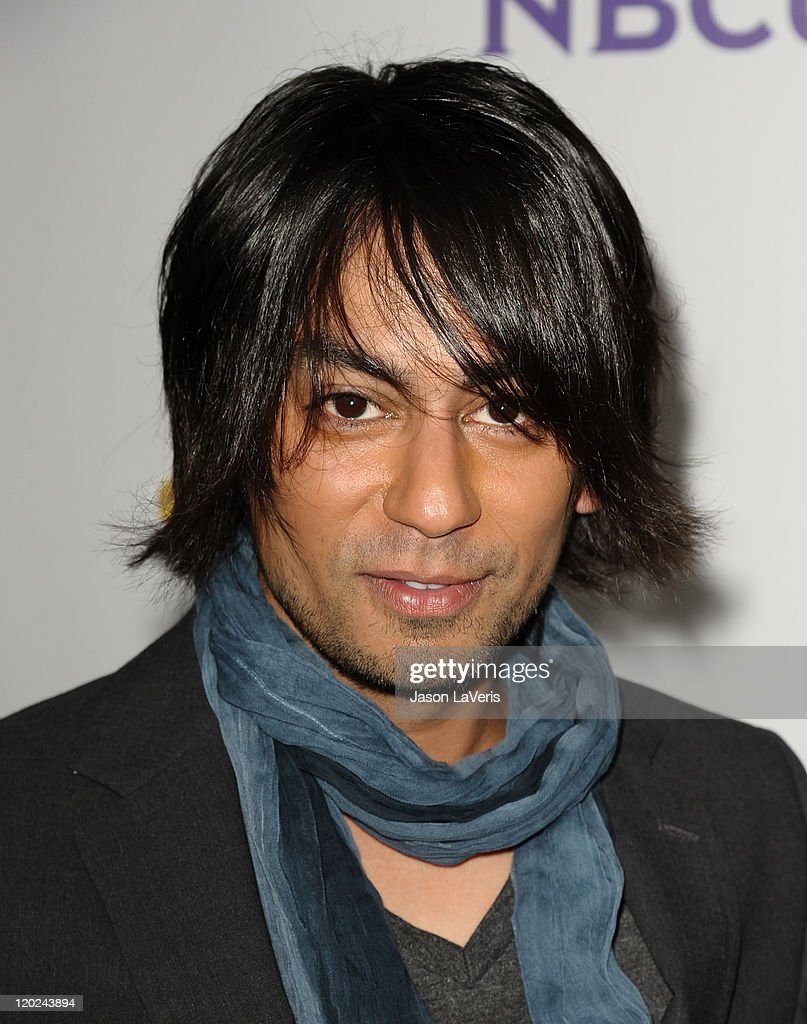 Actor Vik Sahay attends NBC's 2011 TCA summer press tour at The Bazaar at the SLS Hotel on August 1, 2011 in Los Angeles, California.