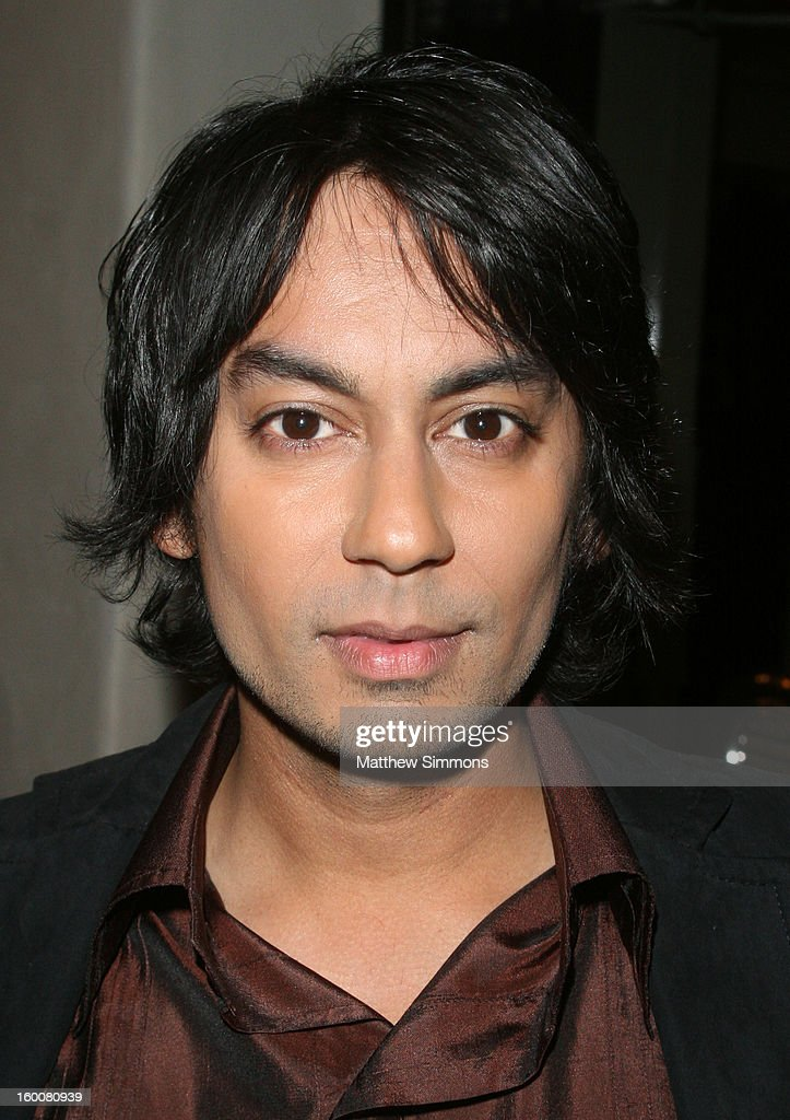 Actor Vik Sahay attends the premiere of 'My Awkward Sexual Adventure' at the Metro 4 Theatre during the 28th Santa Barbara International Film Festival on January 25, 2013 in Santa Barbara, California.
