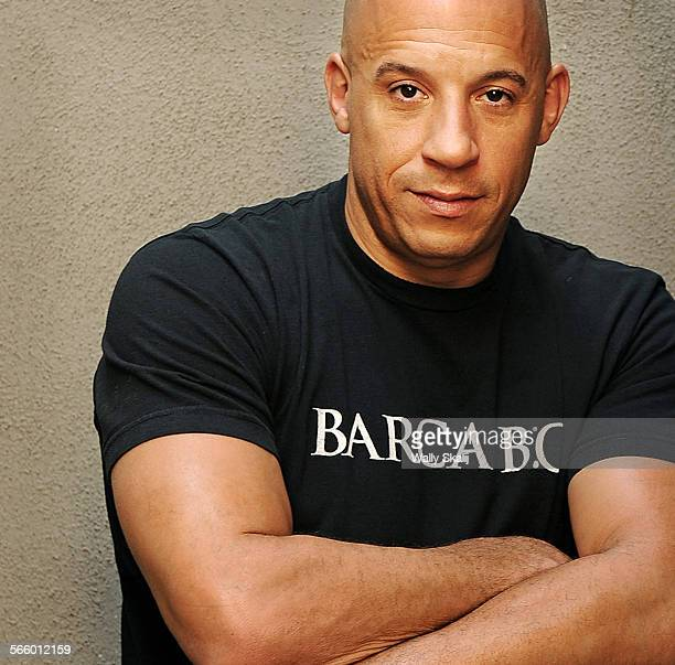 Actor Vin Diesel is coming out with a new movie 'Riddick' as a movie producer