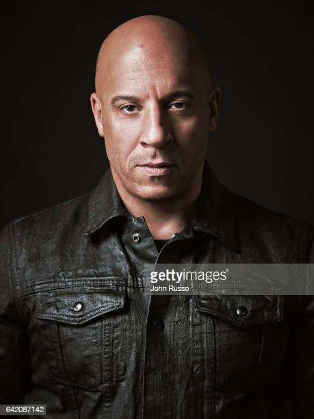 Actor Vin Diesel is photographed on November 4 2016 in Los Angeles California ON DOMESTIC EMBARGO UNTIL APRIL 1 2017 ON INTERNATIONAL EMBARGO UNTIL...
