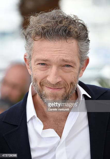 Actor Vincent Cassel attends 'Mon Roi' Photocall during the 68th annual Cannes Film Festival on May 17 2015 in Cannes France