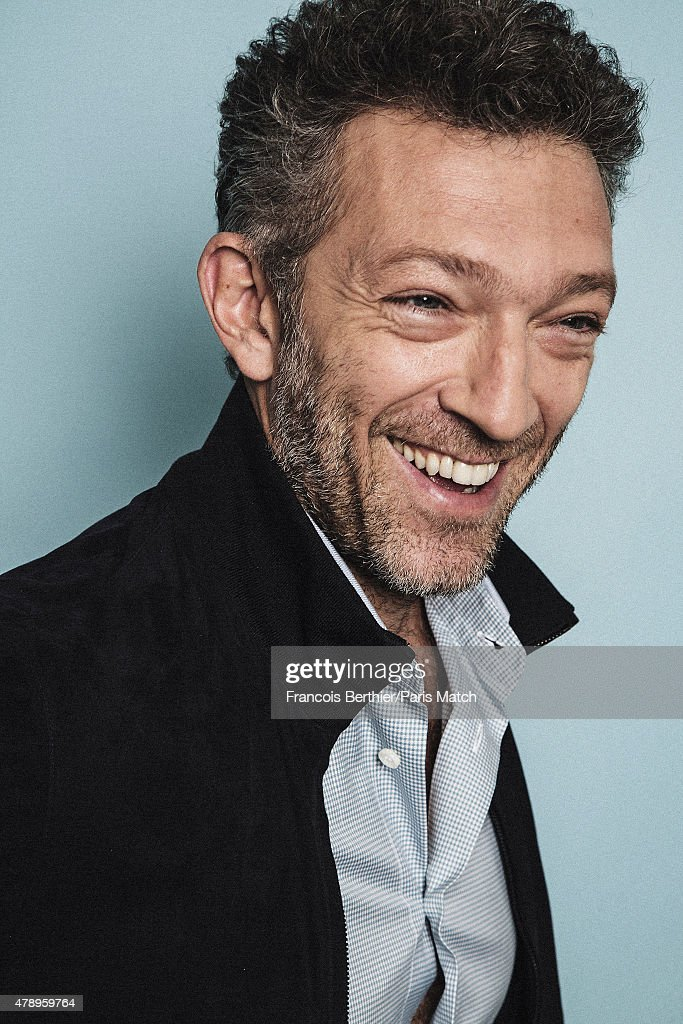 Vincent Cassel, Paris Match 3449, July 1, 2015