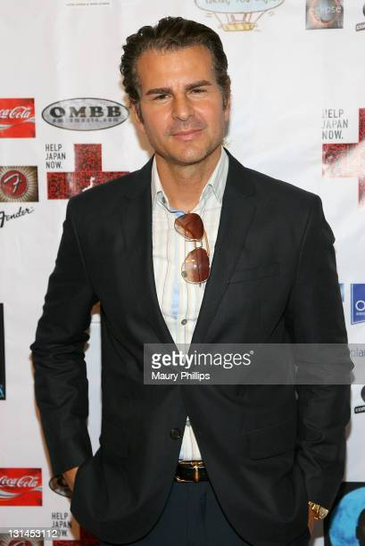 Actor Vincent De Paul arrives at GJenius Productions Presents 'Rift' Movie Premiere at Laemmle's Music Hall 3 on April 28 2011 in Beverly Hills...