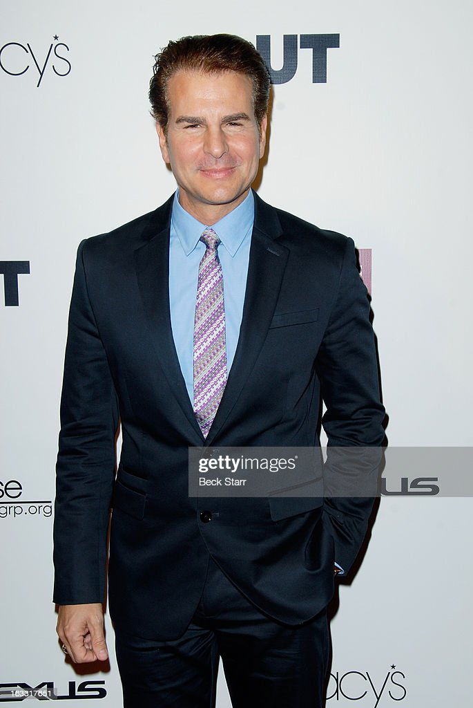 Actor Vincent De Paul arrives at OUT Magazine's celebration of LA fashion week with launch of Out Fashion presented by Lexus at Pacific Design Center on March 7, 2013 in West Hollywood, California.