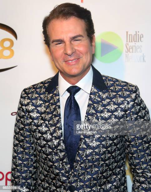 Actor Vincent DePaul arrives at the 8th Annual Indie Series Awards at The Colony Theater on April 5 2017 in Burbank California