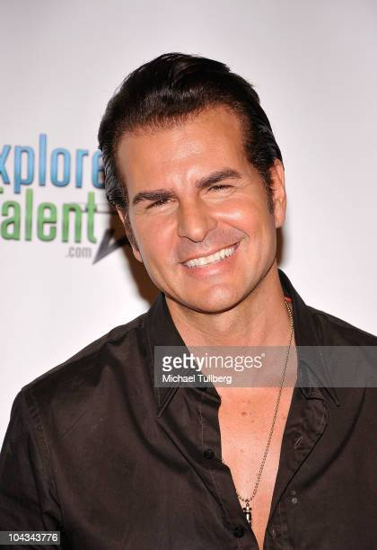 Actor Vincent de Paul arrives at the 'Bullets For Peace' fashion show to celebrate World Peace Day at the Hotel W Hollywood on September 21 2010 in...